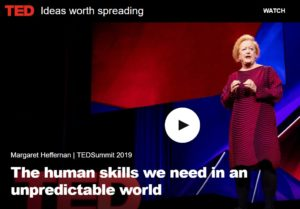 Human Skills needed for an unpredictable world