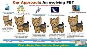An Evolving PET